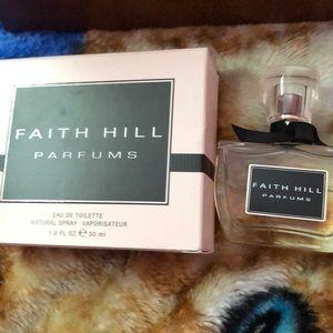 Faith hill parfume